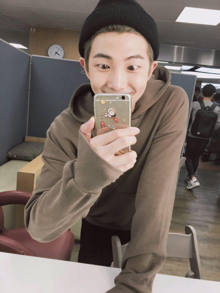 kim namjoon ღ ele é minha religião