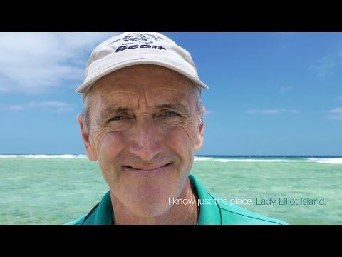 I know just the place: Peter Gash, Lady Elliot Island, Southern Great Barrier Reef - YouTube