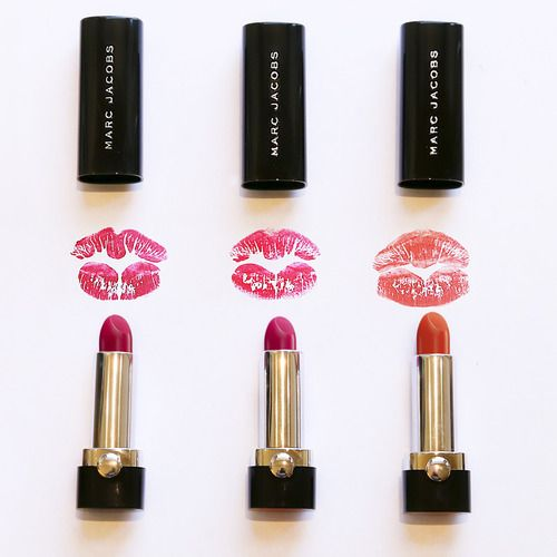 Imagen de lipstick, marc jacobs, and makeup