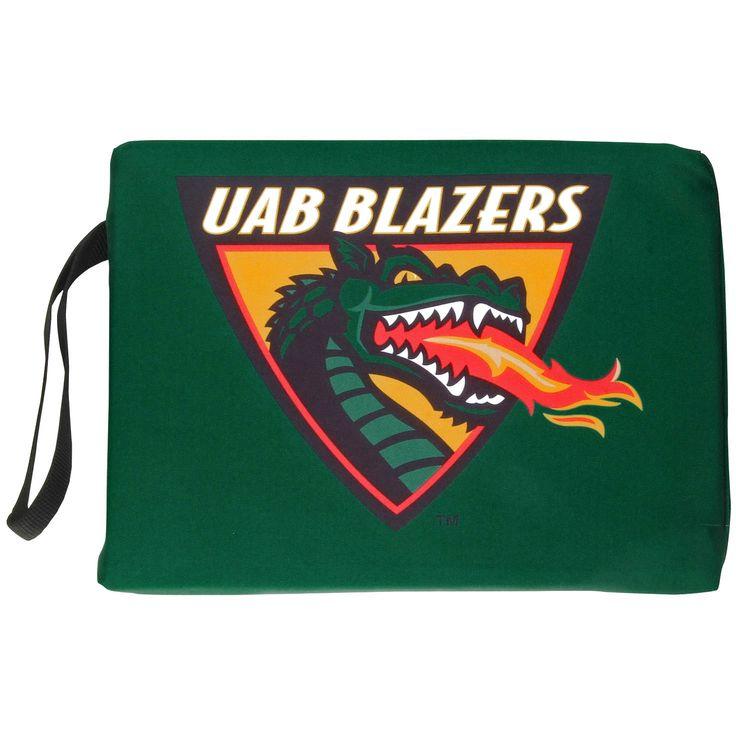 UAB Blazers Stadium Cushion - Green - $11.99