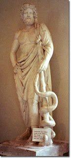 Η ΛΙΣΤΑ ΜΟΥ: Ασκληπιός: ο θεραπευτής θεός