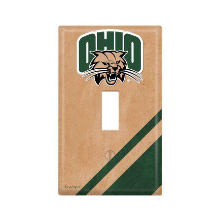 Ohio University Single Toggle Light Switch Cover