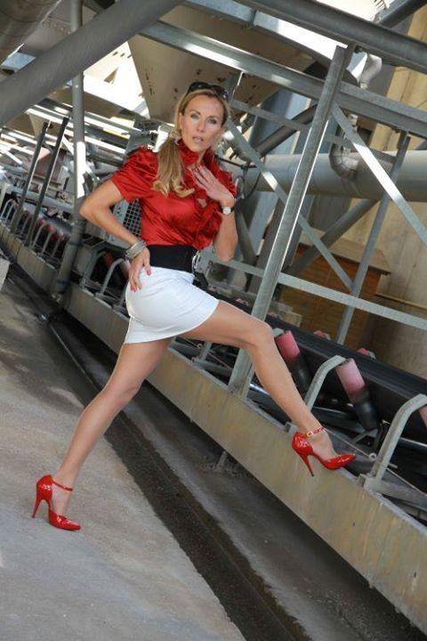 Comtesse Monique Comtesse Monique Heels High Heels Legs