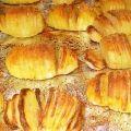Как приготовить печеный картофель по-шведски  - рецепт, ингредиенты и фотографии