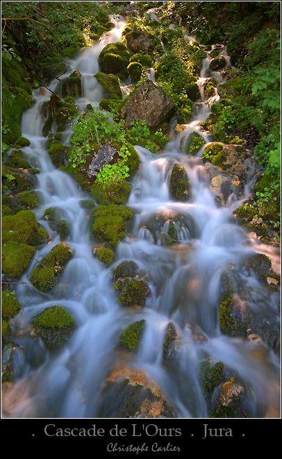 Cascade de L'Ours, Franche-Comté