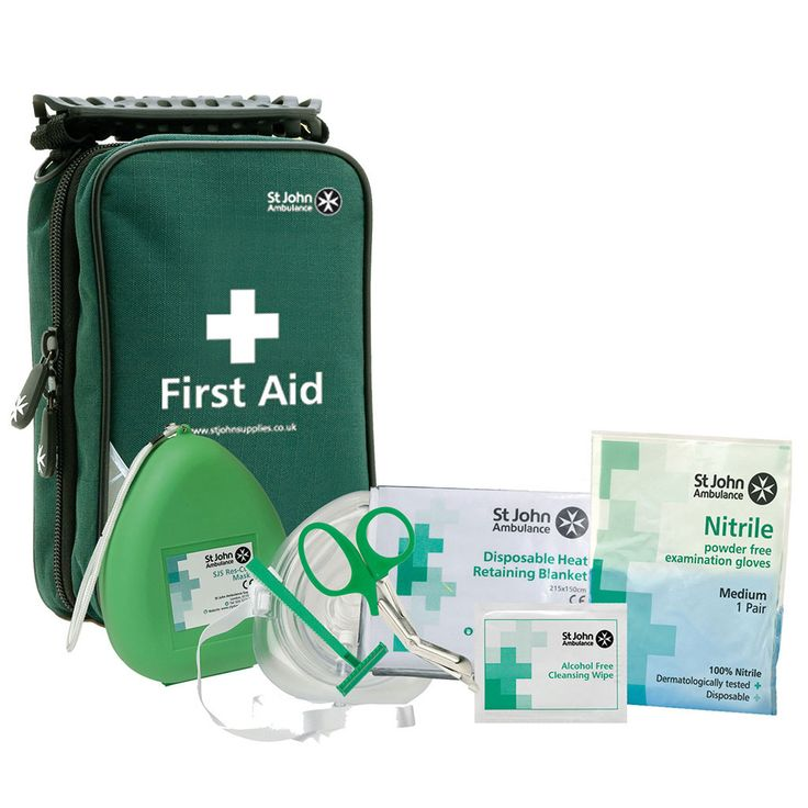 AED RESPONDER KIT Useflu ancillary products that may be