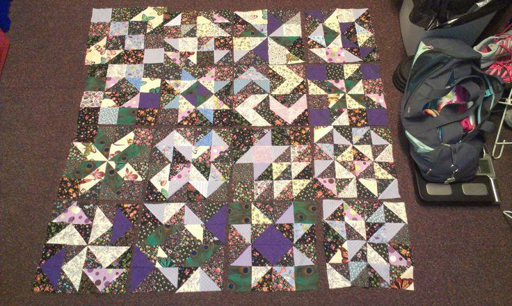 4x4 quilt block patterns