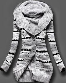 Full Sleeves Norwegian Style Sweater...I want it.