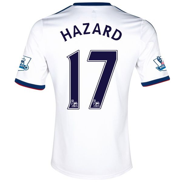 Chelsea (17 Hazard) Away Soccer jersey-Official,qualified and stylish 2013-2014 Chelsea (17 Hazard) Away Soccer jersey are offered with the lowest price online store. Buy 2013-2014 Chelsea (17 Hazard) Away Soccer jersey here extremely good items and get free shipping.- http://www.uswmis.com/20132014-chelsea-17-hazard-away-soccer-jersey-uswmiscom-p-1559.html