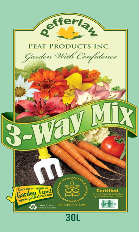 3 WAY MIX--Here's the dirt!