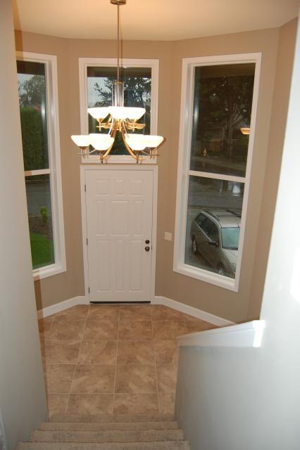 Re Split Level Foyer From: 1000+ Images About Home: Split Level Re-Model On Pinterest