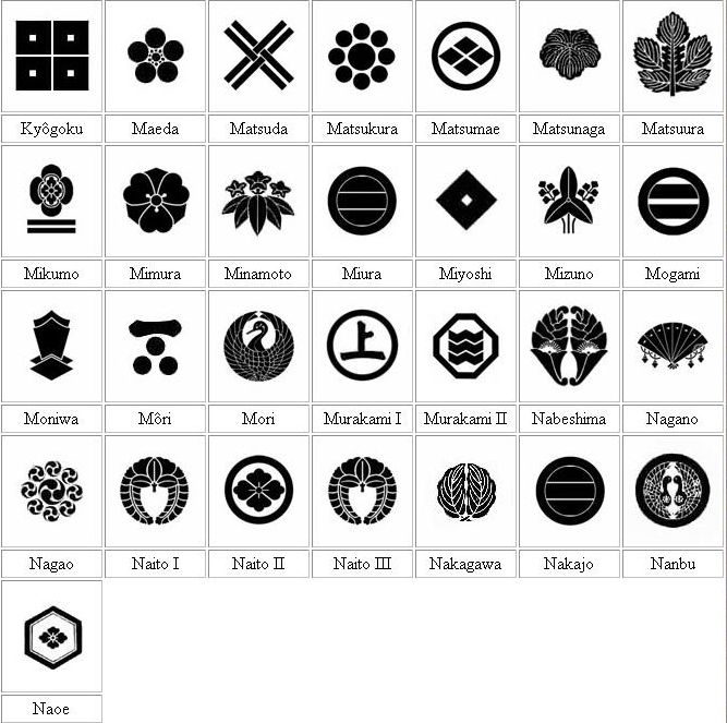 japanese symbol for creativity symbols between us