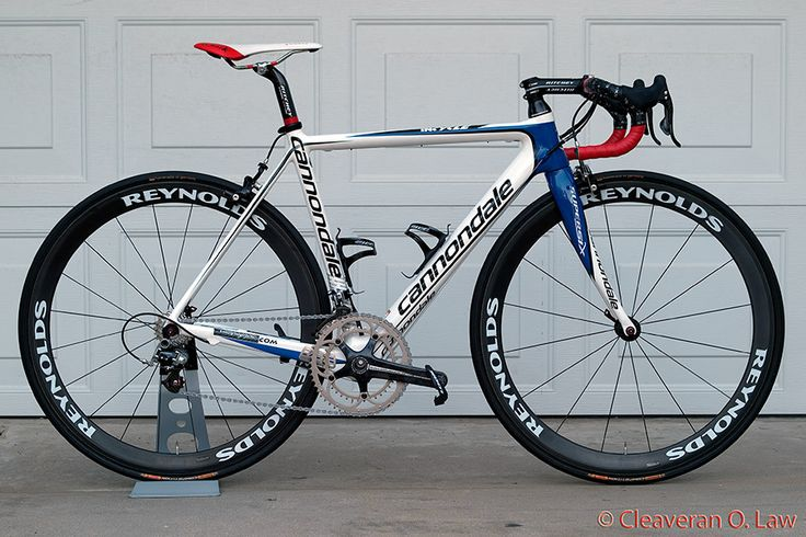 OH YES! Cog Blog: Cannondale SuperSix Evo
