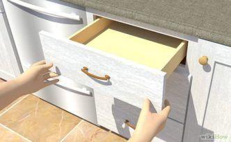 Kchenschrnke Anstreichen Wikihow im gesamten Nacharbeiten Küchenschränke