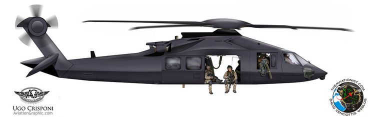 The Aviationist » U.S. raid in Syria supported by secret Stealth Black Hawk helicopters?
