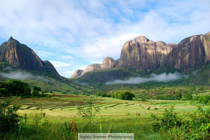 madagascar country | Early Light, Andringitra, Madagascar