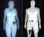 Full-body scanners used on air passengers may damage human DNA