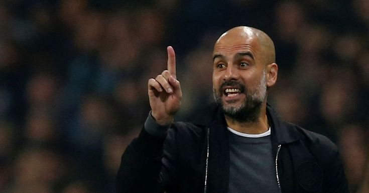 Pep Guardiola laughs off Jurgen Klopp's claim Manchester City will have title sewn up by January - Mirror Online