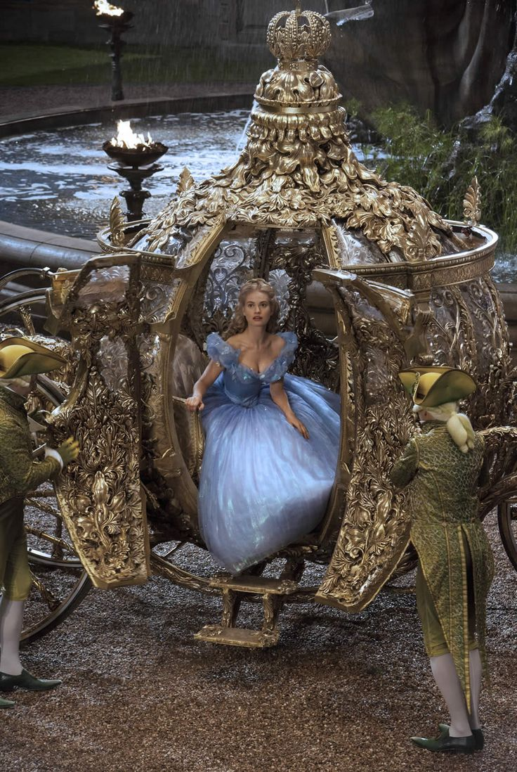 Dreams Come True: New Cinderella Trailer and an Exclusive Interview with Kenneth Branagh waiting...