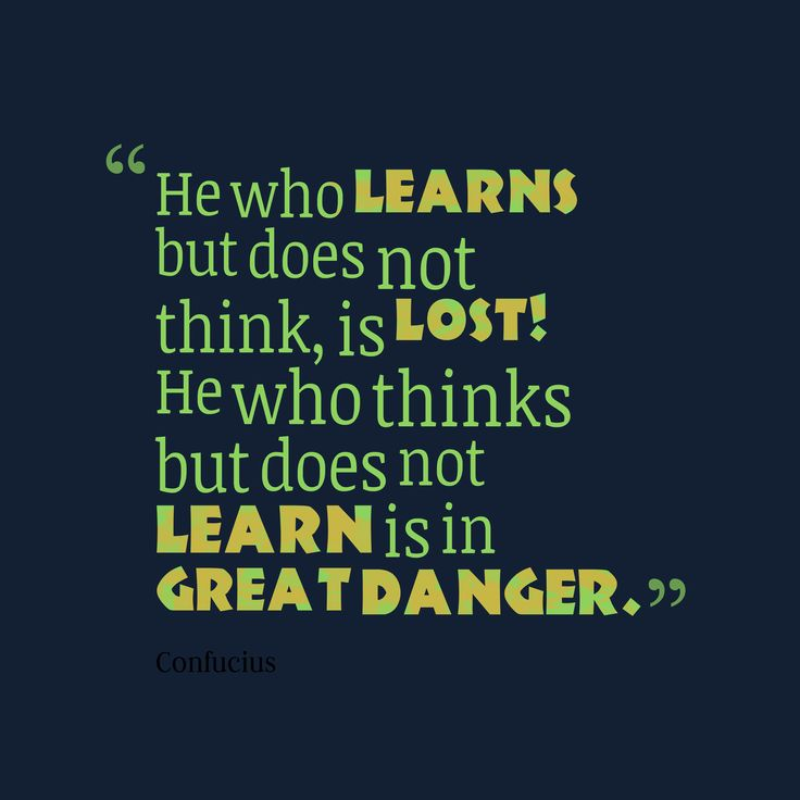 Good Confucius Learning Quotes And Sayings
