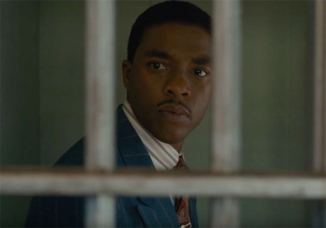 New Marshall Trailer: Chadwick Boseman Fights for Justice