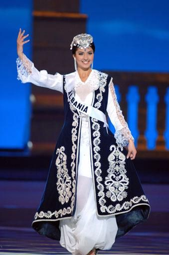 Albanian traditional outfit