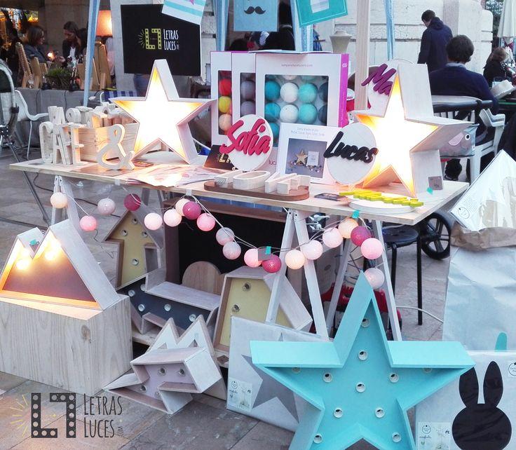 Decoraci n infantil tienda deco nordic estilo - Estrellas decoracion infantil ...