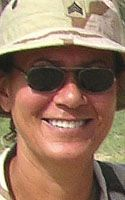Army Sgt. Denise A. Lannaman Died October 1, 2006 Serving During Operation Enduring Freedom 46, of Bayside, N.Y.; assigned to 1569th Transportation Company, New York Army National Guard, Newburgh, N.Y.; died Oct. 1 at Camp Arifjan, Kuwait, from a non-combat related incident.