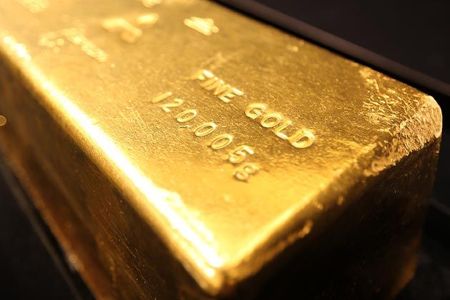 The Price of Gold Is Crashing. Here's Why