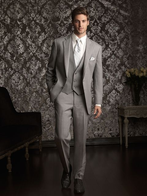 Classic grooms suits by Jean Aves from Allure Men   Rustic Folk Weddings