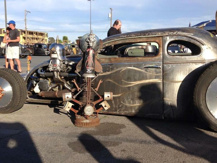 Chris Walker of ITW Hot Rods, Stacy, MN.