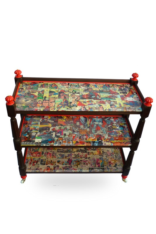 56 Best M Bel Mit Comic Images On Pinterest Cabinets Graffiti Furniture And Painted Furniture