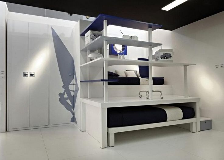 20 Cool Bedroom Design For Kids | See More At Http://homedecorideas.