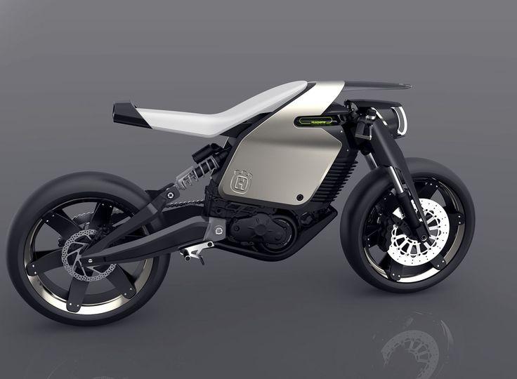 Husqvarna Halo eMotor - ontwerp van Xintao Chen - more images on http://on.dailym.net/1lOE2Q9 #Elektrisch, #Emotor, #Husqvarna-Halo-EMotor, #Xintao-Chen