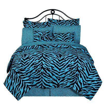 16 best Zebra Bed covers images on Pinterest   Bedroom ...