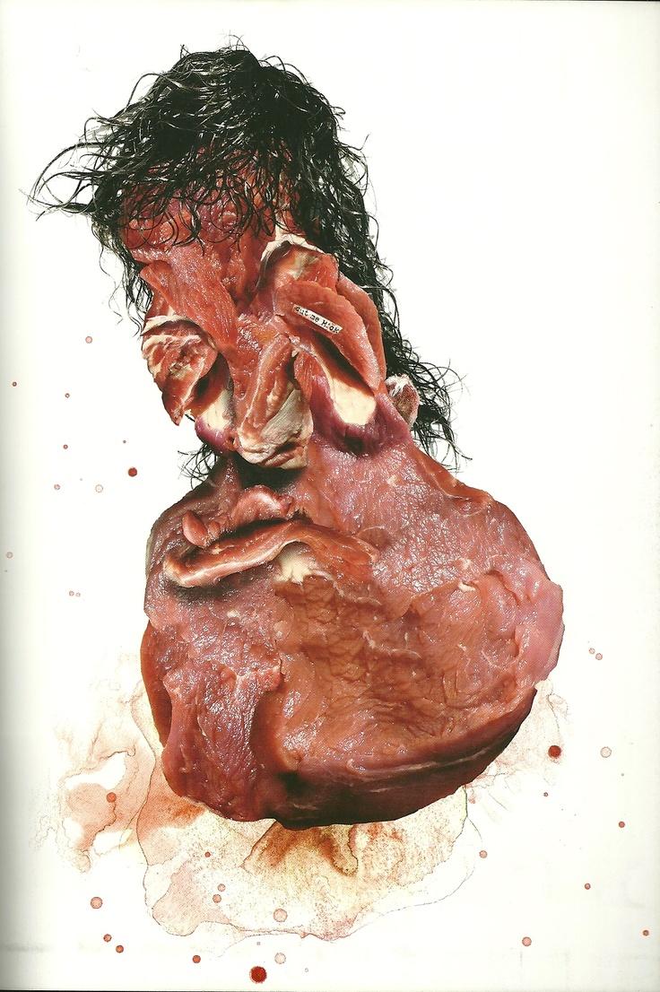 """Rocky Balboa. Otro héroe del cine ilustrado por Pablo Bernasconi en """"Retratos"""". http://www.pbernasconi.com.ar/home.htm"""