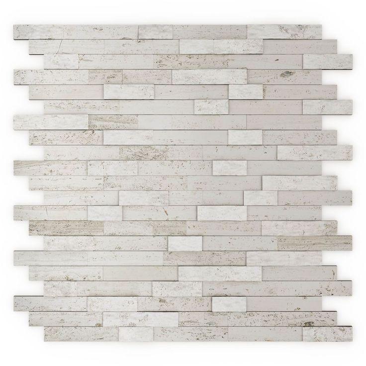 Self Stick Tile Backsplash 114