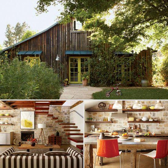 A converted barn becomes designer glenda martins legacy