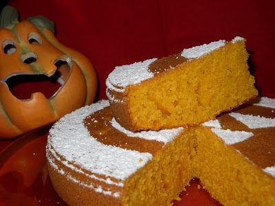 #torta di #zucca #tortadellanonna #ricetteautunnali #halloween