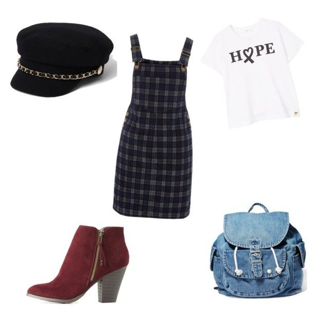 """""""Sunday style"""" by lizdalma on Polyvore featuring Red Herring, MANGO, Dance & Marvel, Charlotte Russe and River Island"""