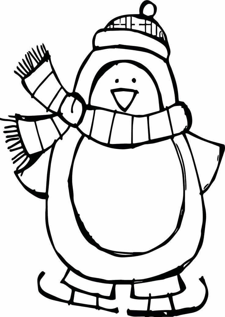 Complicated Animal Coloring Pages in 2020 Penguin
