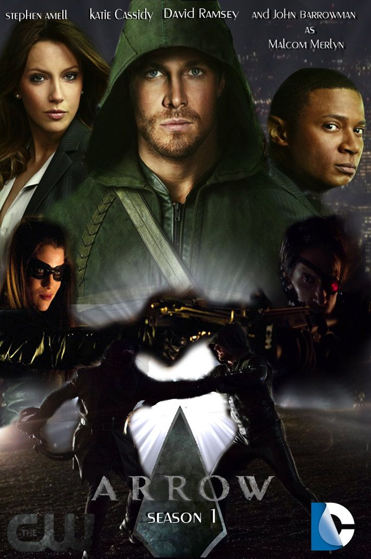 Arrow season 1 on Netflix
