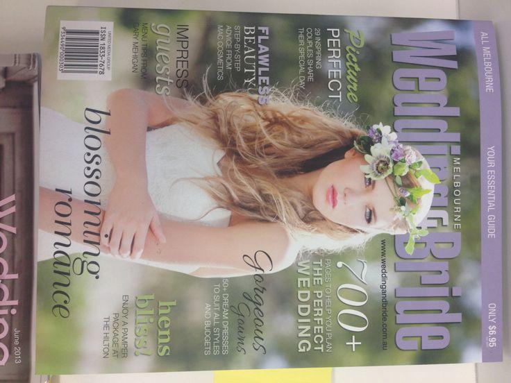 Love bridal magazines! A brides bible