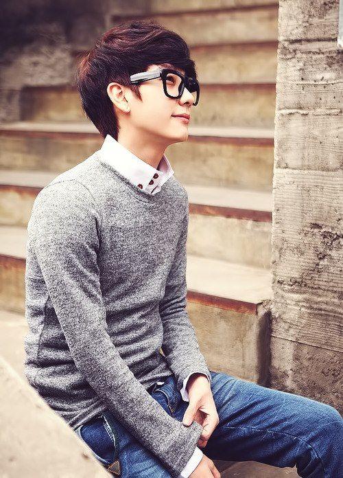 Korean Ulzzang Forever인형 얼굴 - Park Hyun Seok  #1 love; w;