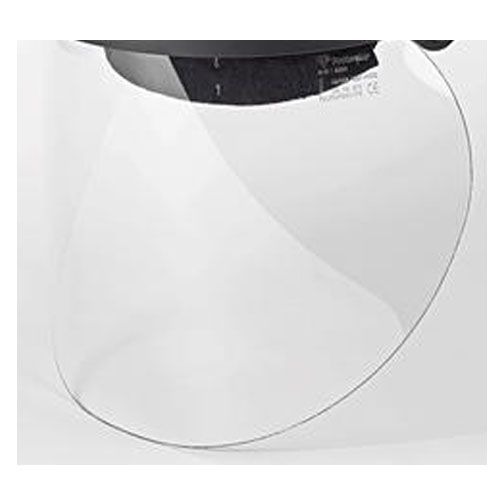 Scott Polycarbonate Visor with Chinguard