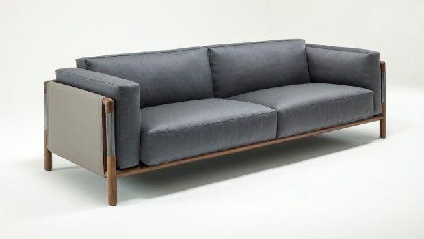 Giorgetti presenta in anteprima al prossimo Salone del Mobile 2015 il nuovo divano Urban di Carlo Colombo. L'anteprima è su Designerblog