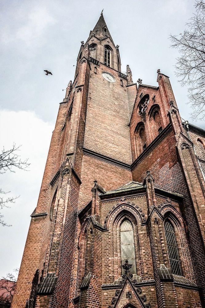 Poznan Poland, Kościół Najświętszego Zbawiciela [fot.Jędrzej Franek]