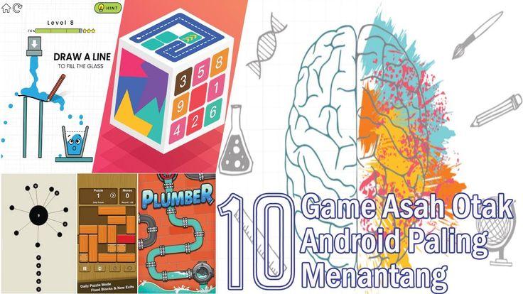 10 Game Asah Otak Android Paling Menantang Asah Otak Game Matematika Teka Teki