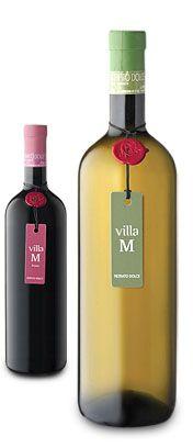 The only wine I absolutely love! Villa M mmmmmmm