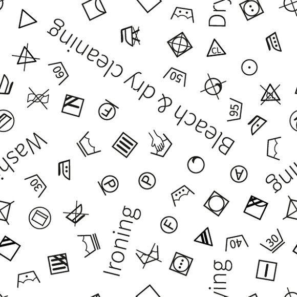 17 best ideas about laundry symbols on pinterest